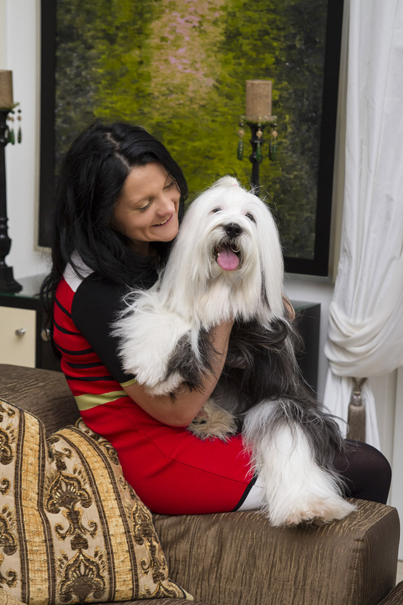 Tibeti terrier, Náray Tamás kutyái, Náray Tamás